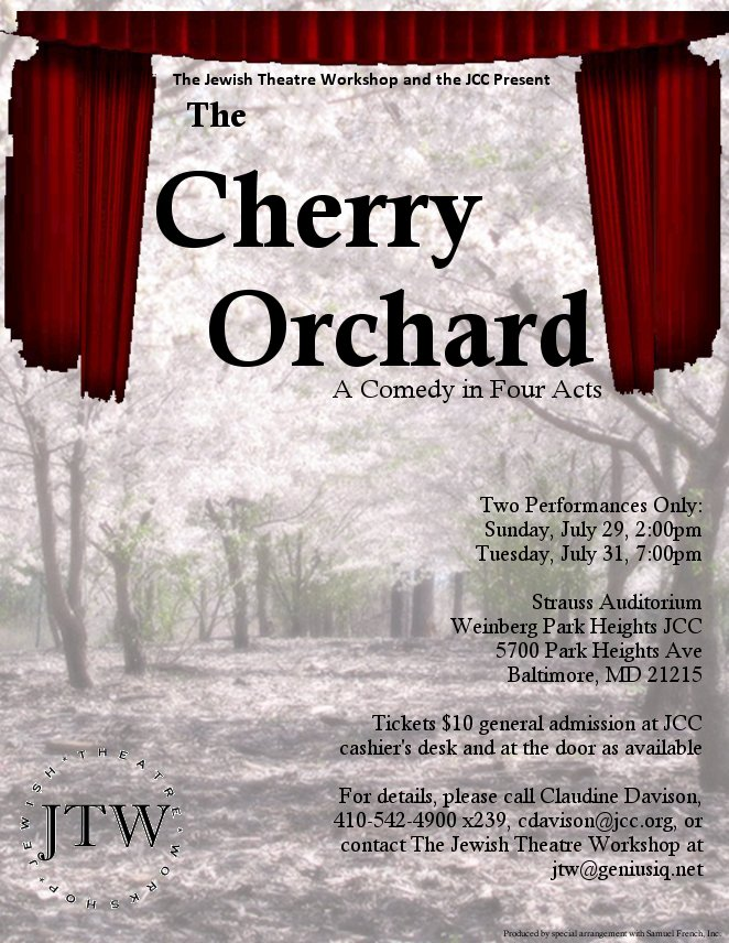 cherry orchard comedy essay Literature: anton chekhov term papers, essays, research papers on  there is  a convincing debate whether the cherry orchard is a tragedy or a comedy.